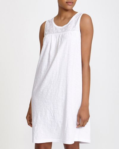 Cotton Lace Nightdress