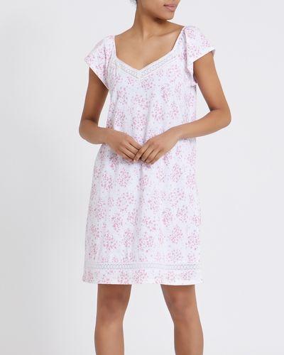 Cotton Frill Nightdress