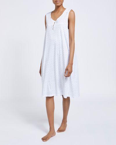 Anglaise Cotton Nightdress