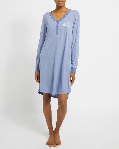Stripe Henly Night Dress