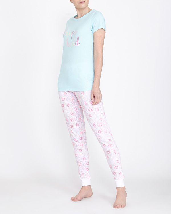 Folk Print Pyjamas