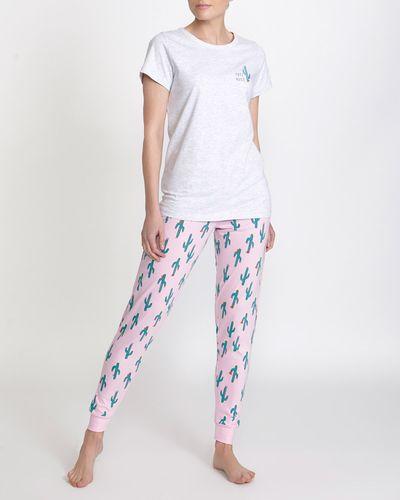 Cactus Print Pyjamas