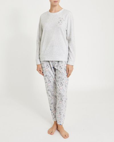 Need Space Micro Fleece Pyjamas thumbnail