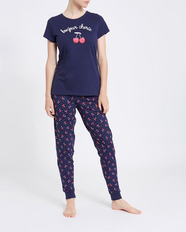 Cherry Pyjama Set
