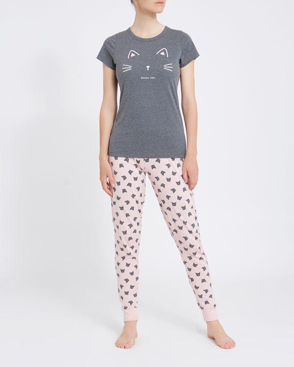 Feline Lazy Pyjamas