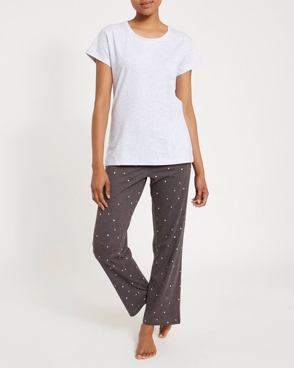Star Knit Pyjama Set