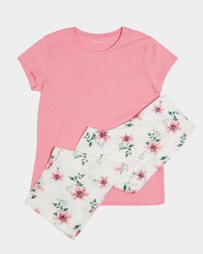 Lily Cropped Pyjamas