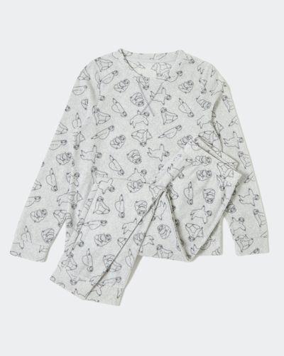 Sloth Micro Fleece Pyjamas