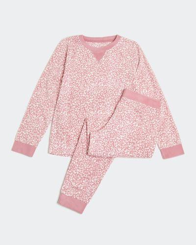Animal Micro Fleece Pyjamas