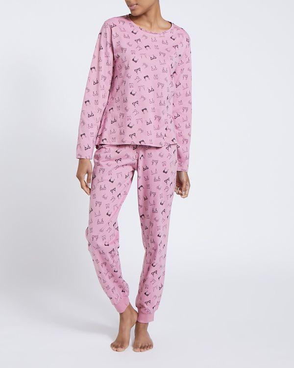 Lingerie Print Pyjamas