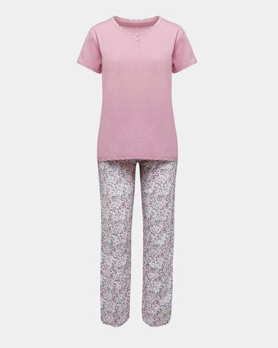 Henley Knit Pyjamas thumbnail