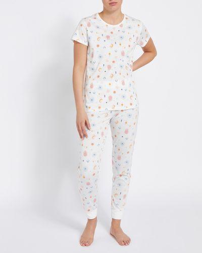 Knit Cuff Pyjamas