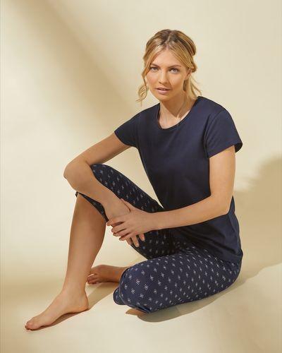 Knit Crop Pyjamas