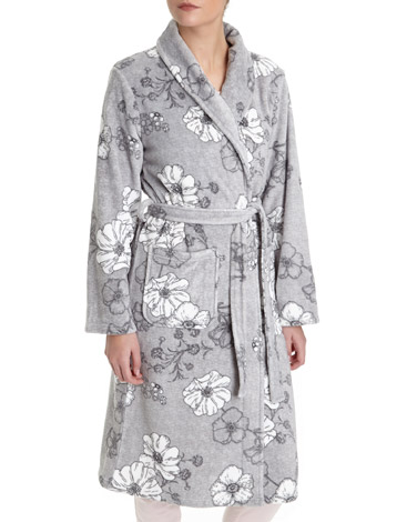 grey-marlGrey Floral Wrap