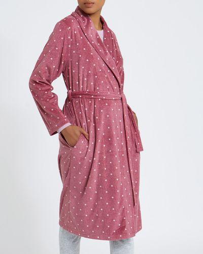 Star Minky Fleece Wrap