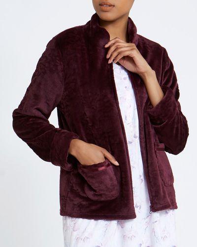 Embossed Bed Jacket