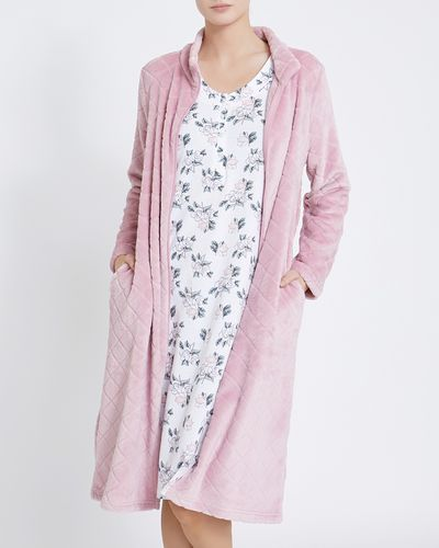 Long Bed Jacket