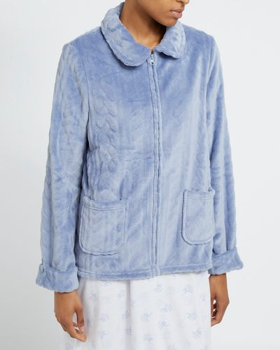 Short Cable Bed Jacket