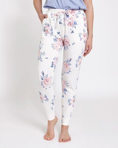 Floral Pyjama Pants thumbnail