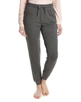 charcoal Jog Pants With Cuffs