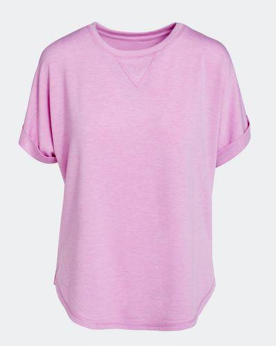 Short-Sleeved Lounge T-Shirt thumbnail
