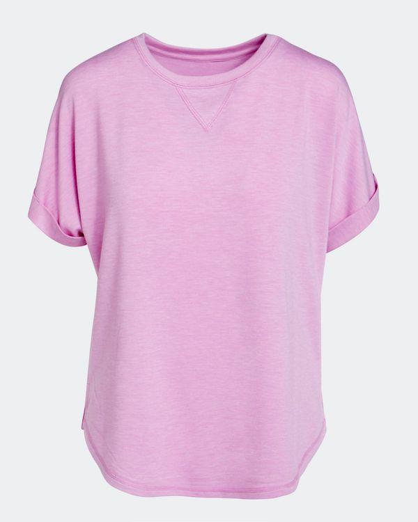 Short-Sleeved Lounge T-Shirt