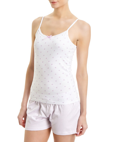 lilacCami Short Pyjama Set