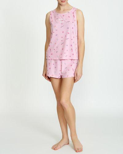 Queen Bee Pyjama Shorts Set