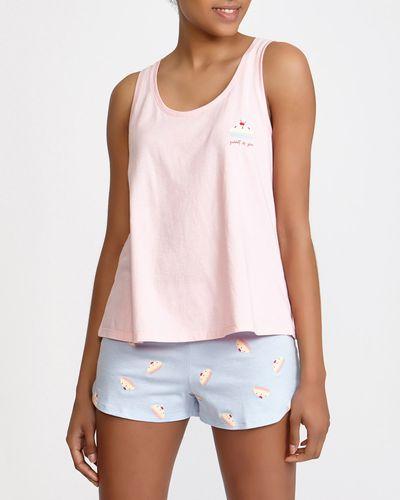 Sweet As Pie Shorts Pyjama Set