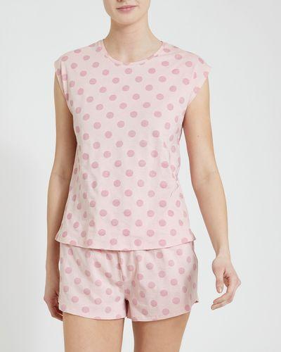 Spot Short Pyjama Set