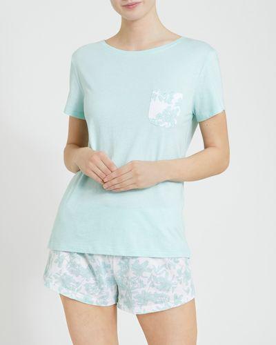 Cotton Modal Short Pyjama Set