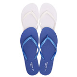 cobalt-white Flip Flops - Pack Of 2