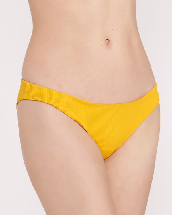 Milan Rib Bikini Briefs