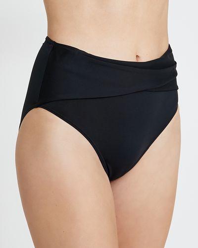 Twist Front Bikini Briefs