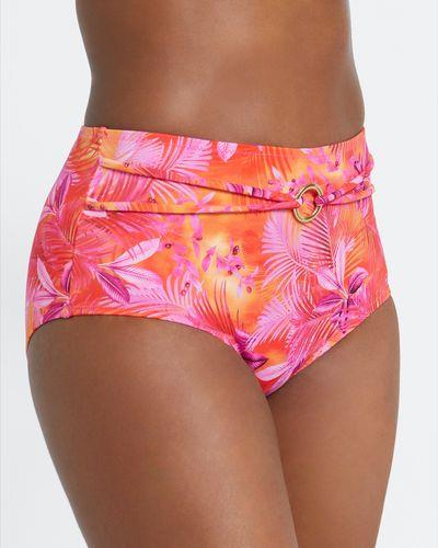 Summer Daze Hi Waist Bikini Bottom thumbnail