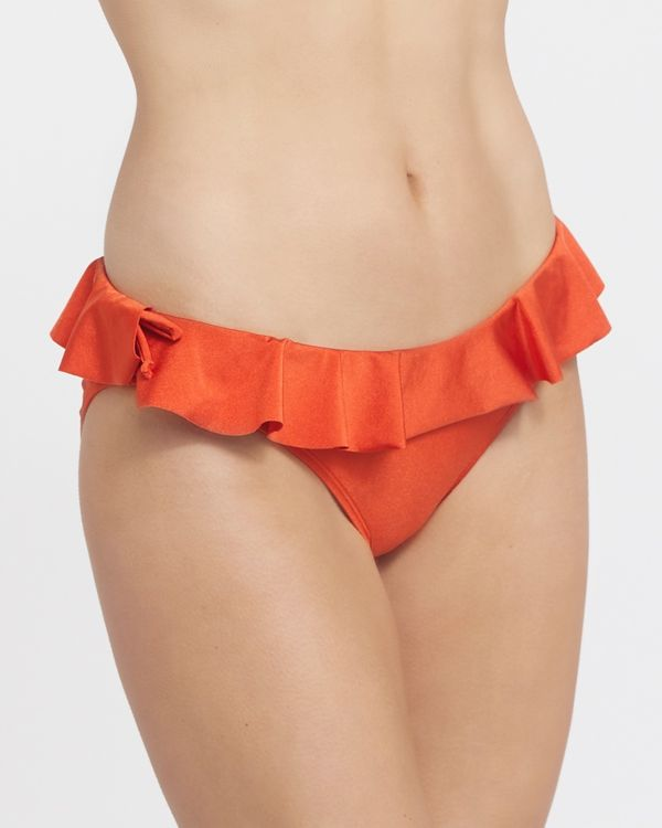 Ruffle Bikini Brief