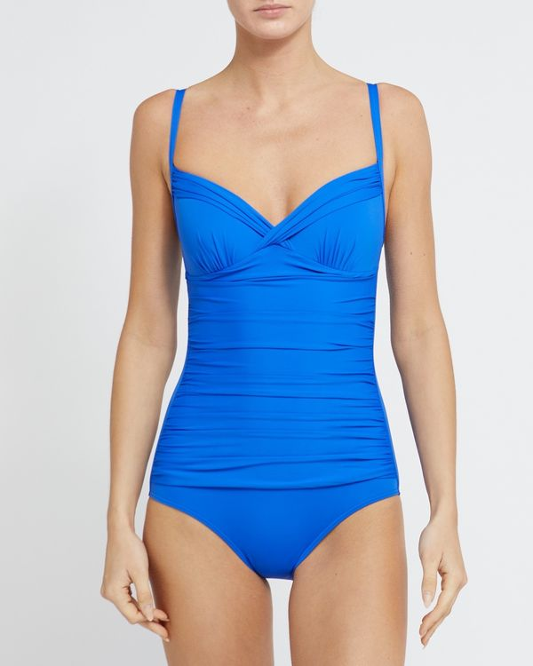 Cross Over Cup Swimsuit