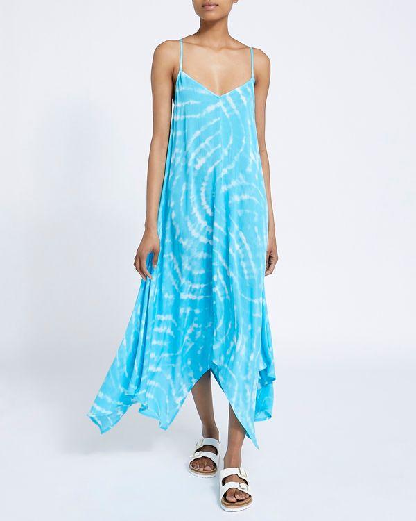 Handkerchief Hem Dress