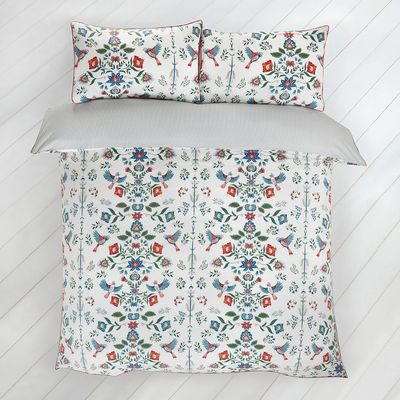 Carolyn Donnelly Eclectic Blossom Duvet Set