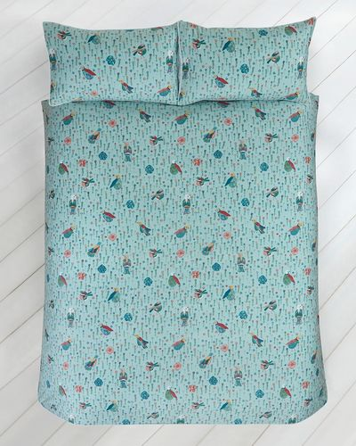Carolyn Donnelly Eclectic Song Bird Duvet Set
