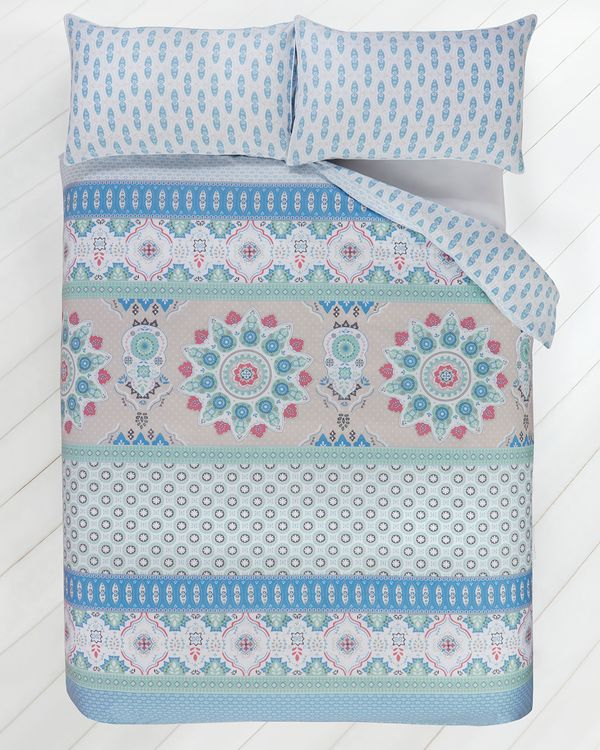 Carolyn Donnelly Eclectic Morocco Duvet Set
