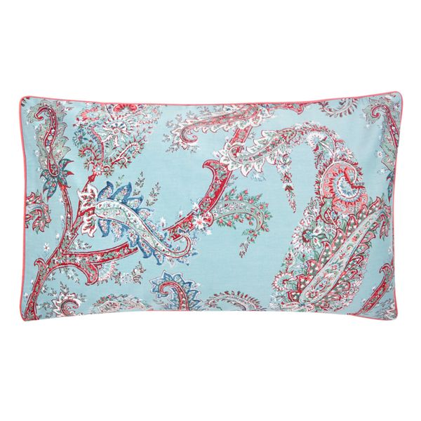 Carolyn Donnelly Eclectic Paisley Housewife Pillowcase