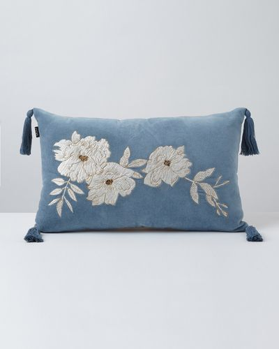 Carolyn Donnelly Eclectic Arona Tassle Boudoir Cushion