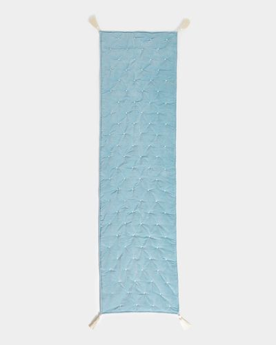 Carolyn Donnelly Eclectic Quilted Throw