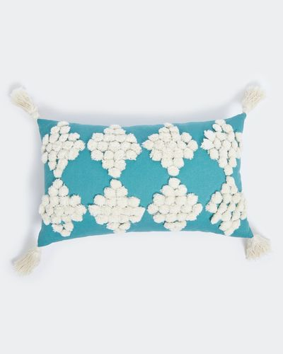 Carolyn Donnelly Eclectic Tufted Bed Cushion