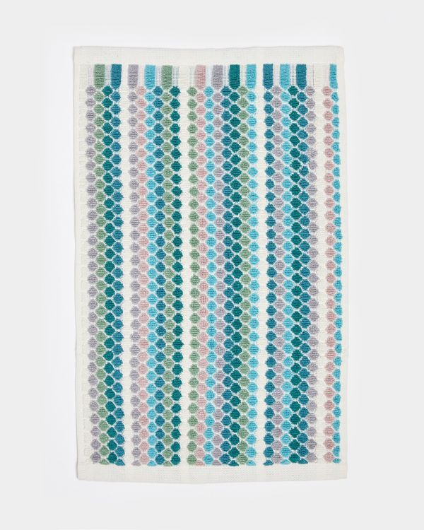 Carolyn Donnelly Eclectic Popcorn Guest Towel