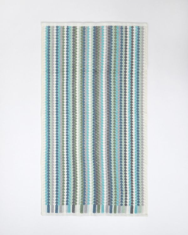Carolyn Donnelly Eclectic Popcorn Hand Towel