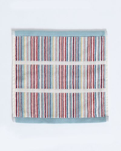 Carolyn Donnelly Eclectic Blocked Stripe Face Cloth thumbnail