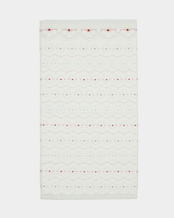 Carolyn Donnelly Eclectic Geo Towel