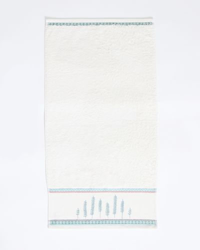 Carolyn Donnelly Eclectic Sprigs Hand Towel